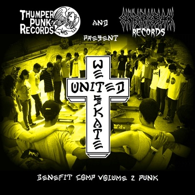 United we skate - volume 2 (punk)