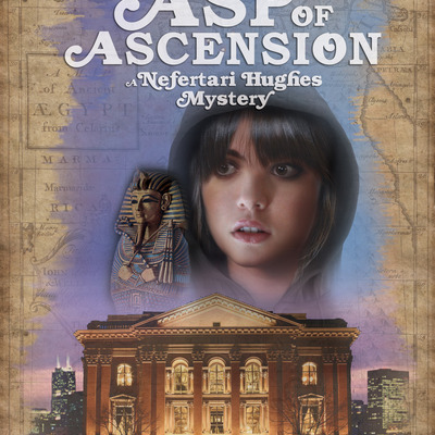 Asp of ascension: a nefertari hughes mystery (collector's edition paperback) by b.r. myers