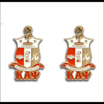 Kappa Alpha Psi Coat of Arms Cufflinks