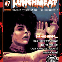 Lunchmeat VHS Fanzine Issue #7