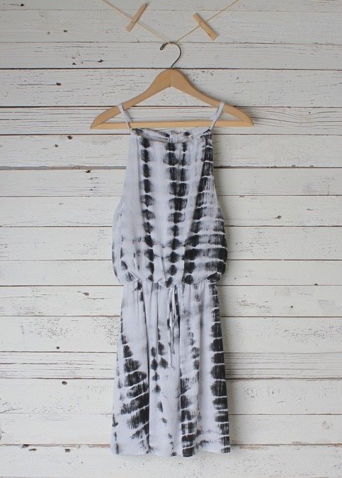 Roxie Tie Dye Dress