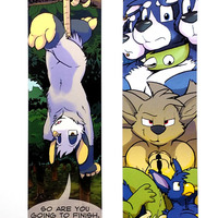 Housepets! Bookmarks! - Thumbnail 1