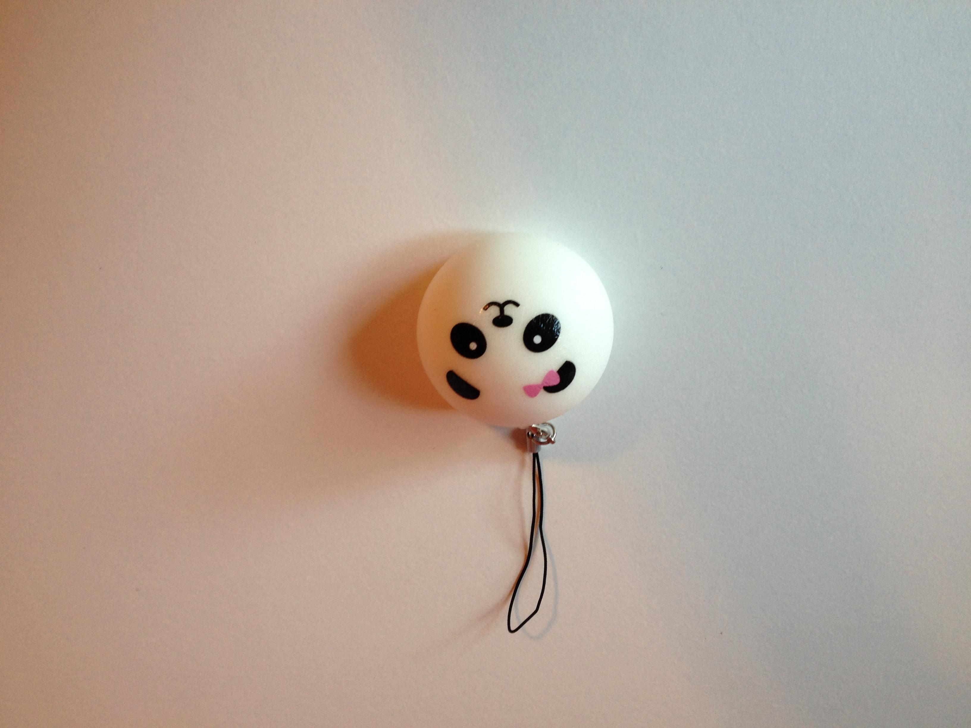 panda buns squishy