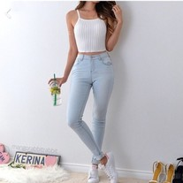 Black Ripped Destroyed Distressed Jeans on Storenvy