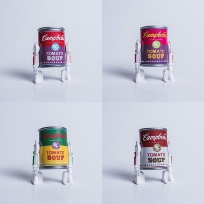 Star warhol - full set