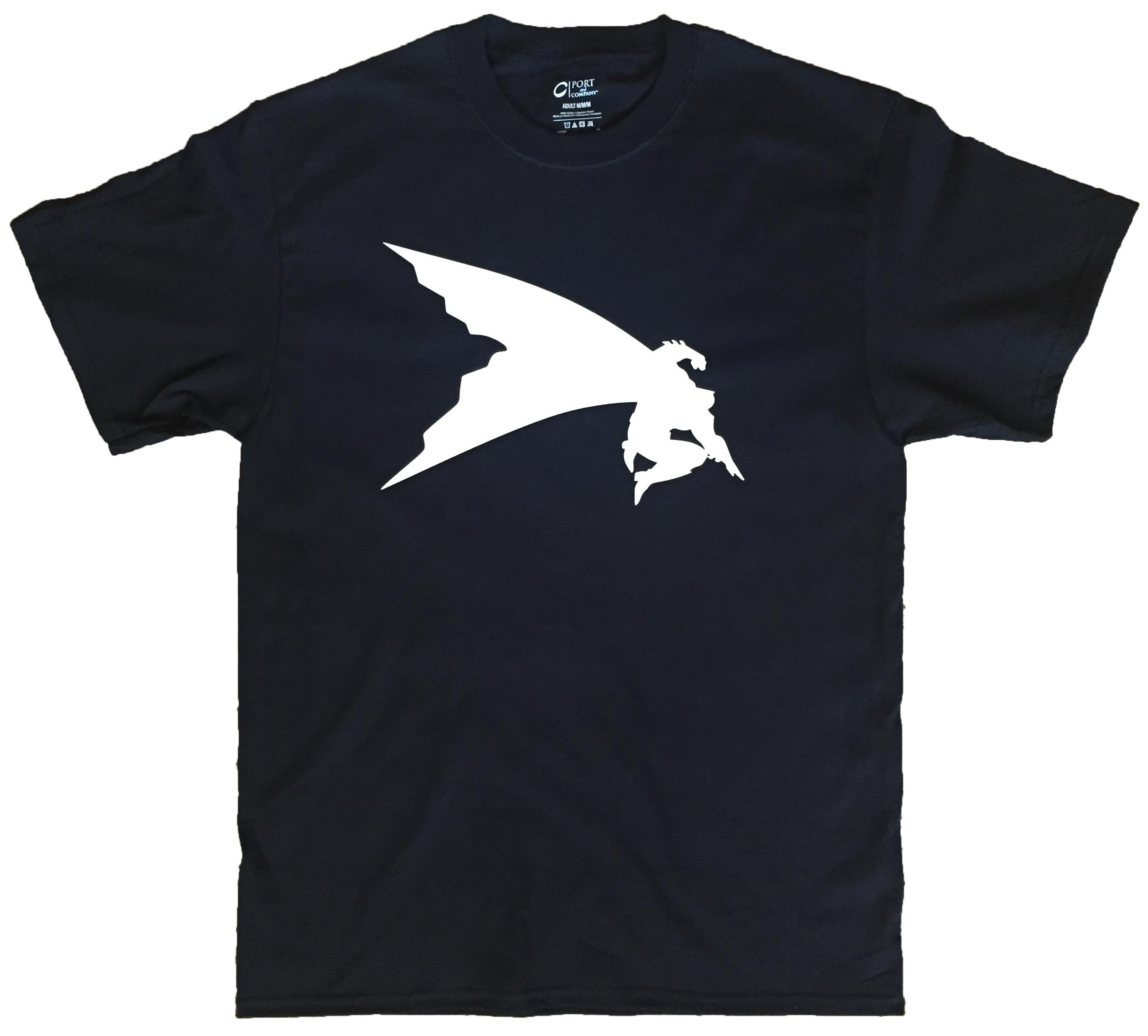 Flying Batman T-Shirt · Top Notch Custom Apparel · Online Store ...