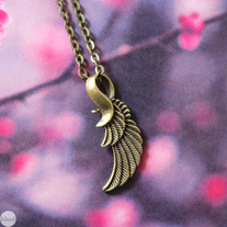 Small Wing Necklace