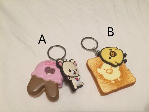 Tkb Squishy Tag Questions : Rilakkuma Tag Squishy - toast/honey ? Daisy s Kawaii Store ? Online Store Powered by Storenvy