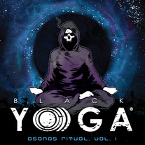 CD & DVD Set: BLACK YO)))GA - Asanas Ritual, Vol. 1 medium photo