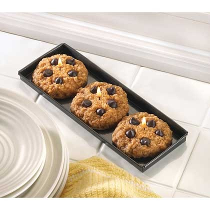 Fresh Baked Cookie Candle Set