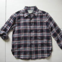 Ryder & James Hayden Single Pocket Blue/Red Plaid
