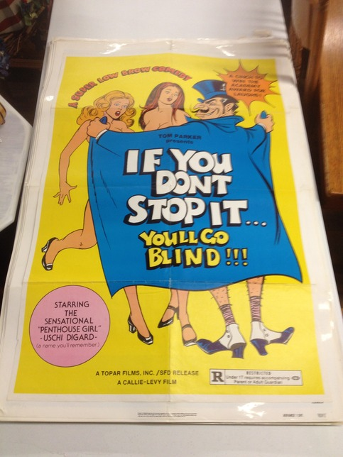 stop that or youll go blind essay If you don't stop it you'll go blind (1975) user reviews review this title 7 reviews hide spoilers.