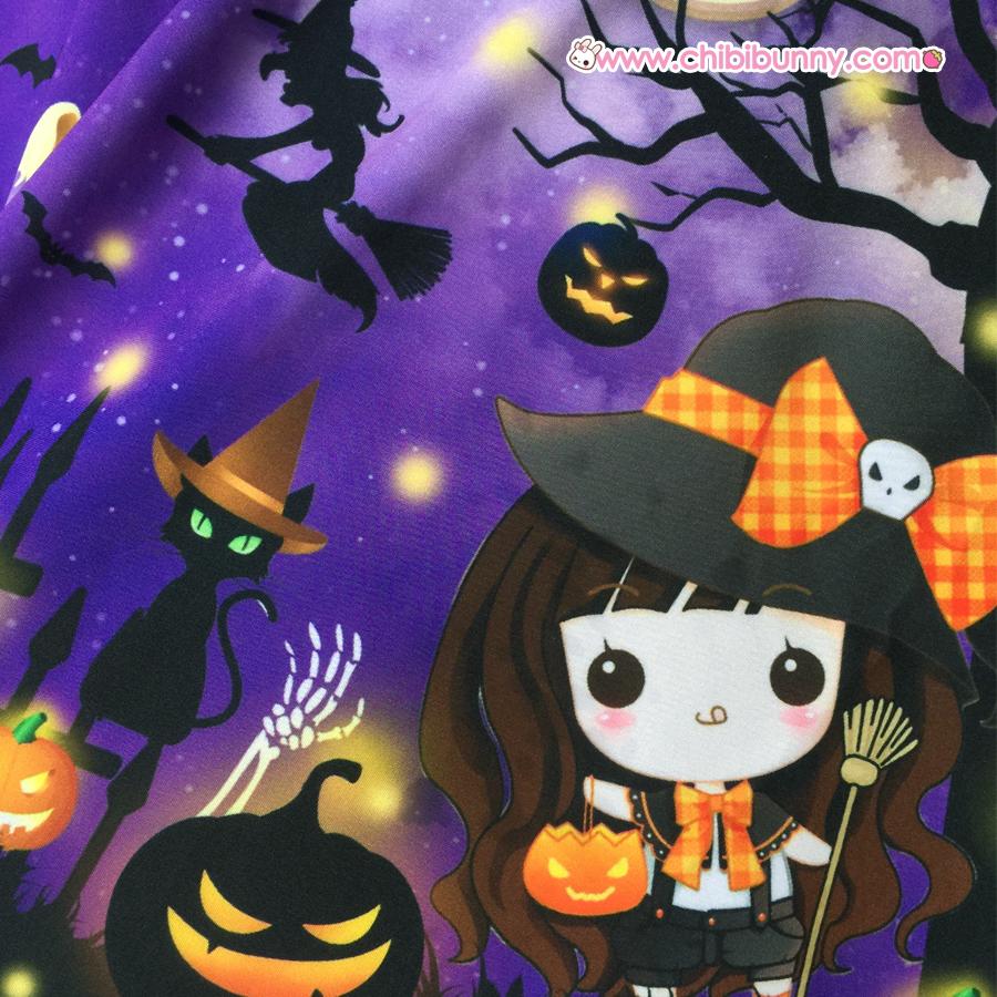 Halloween night - Cute kawaii skater dress and skirt - SD15 ...