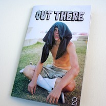 Out There Zine, Vol. 2