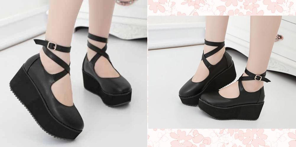 Lolita Platform Ballet Shoes · Pocket Tokyo · Online Store Powered ...