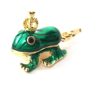 Limited Edition - Cute Frog Prince Animal Pendant Necklace
