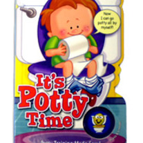 It's Potty Time (for boys)
