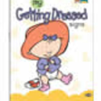My Getting Dressed Signs DVD