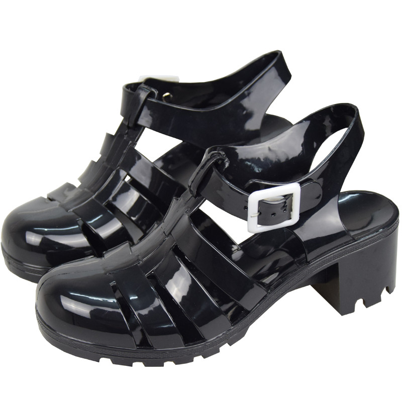 black jelly sandals 183 storeunic 183 store powered by