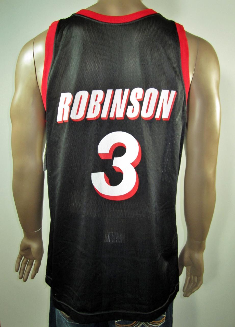 Cliff Robinson Portland Trail Blazers Champion Jersey 44 NWT