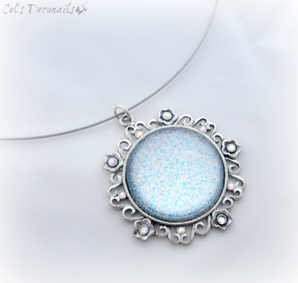 Frost necklace gothic pendant bridal jewelry gift for her frost necklace gothic pendant bridal jewelry gift for her celdeconail online store powered by storenvy mozeypictures Gallery