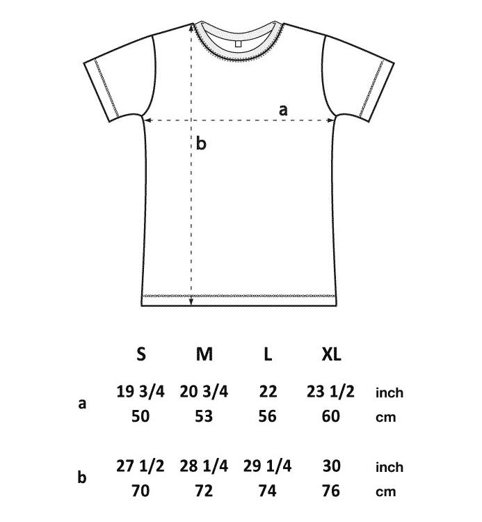 LIKE BLANK SHIRTS women white tshirt – Blank T Chart