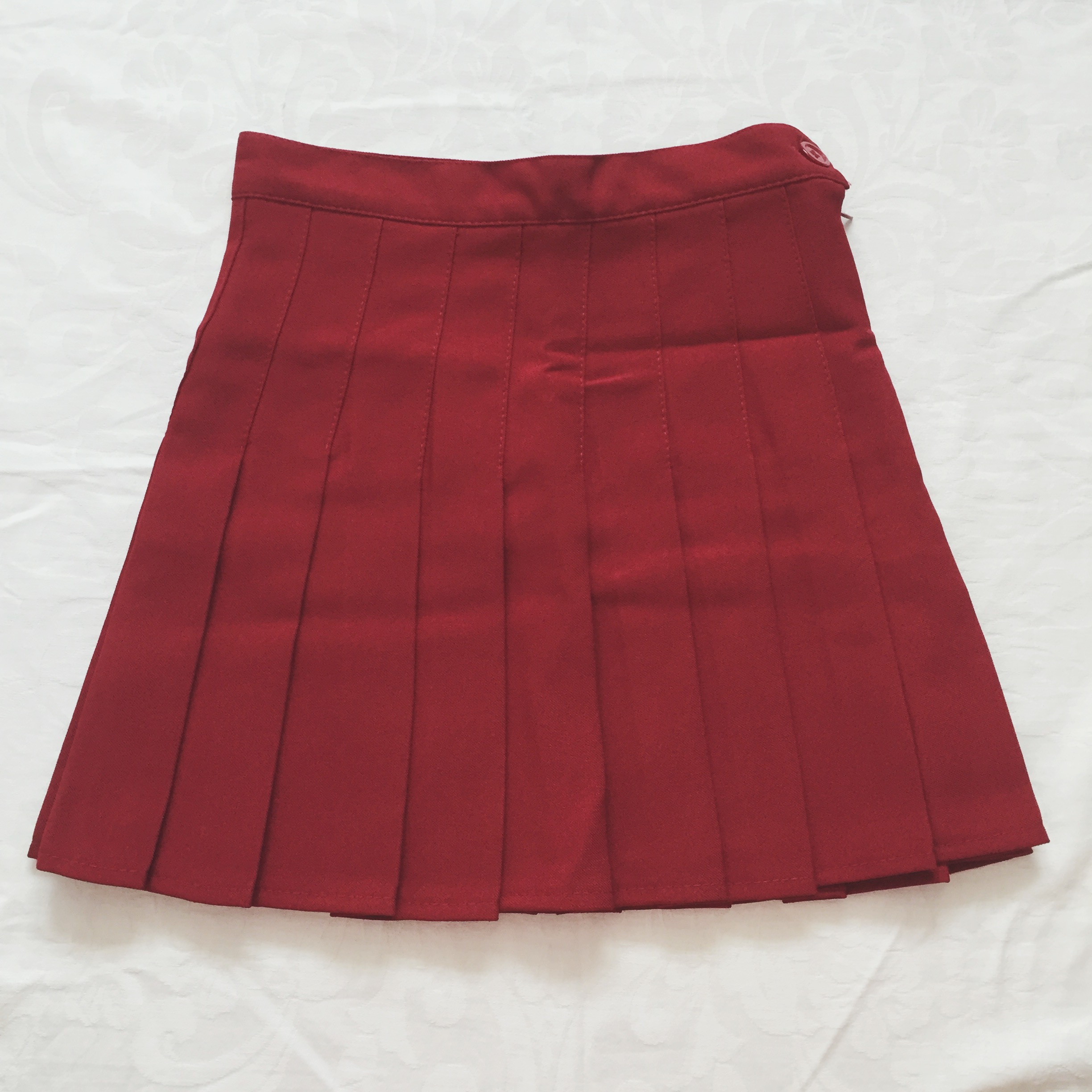 Pleated Tennis Skirt 121