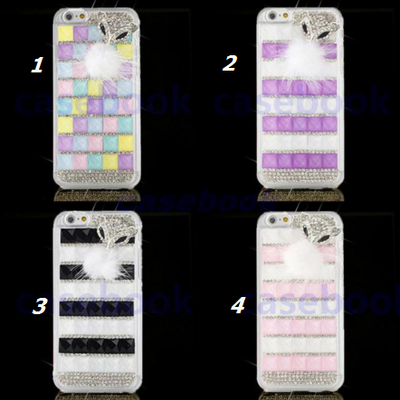 Ipod touch 6, 5 - fluffy fox mosaic tile case in assorted colors