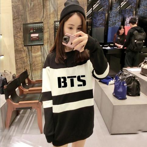 BTS Loose Sweatshirt on Storenvy