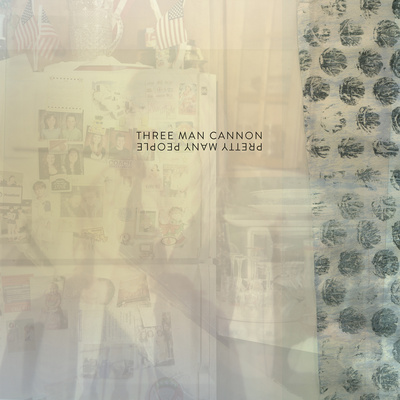 "Three man cannon ""pretty many people"" cassette"