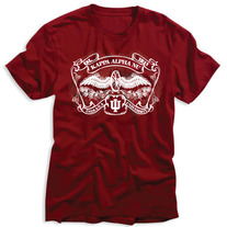 Kappa Alpha Nu Wing Wheel Tee