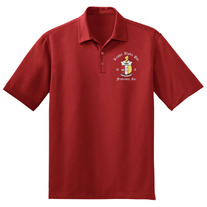 Kappa Alpha Psi Coat of Arms Dri-FIT Polo