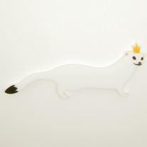 Enobled Ermine Brooch