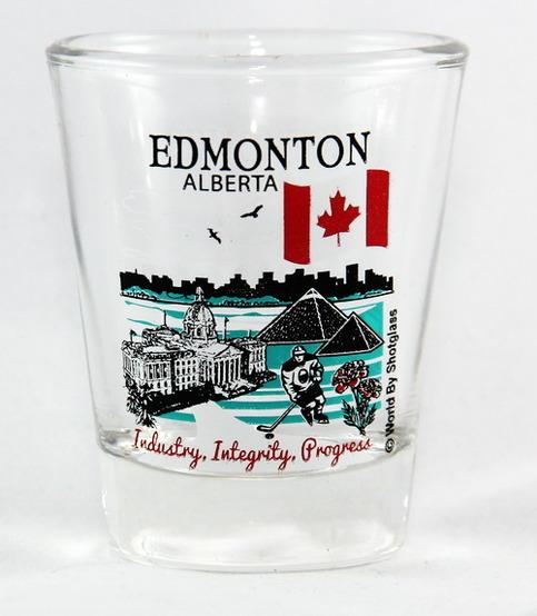 Edmonton Alberta Canada Great Canadian Cities Collection