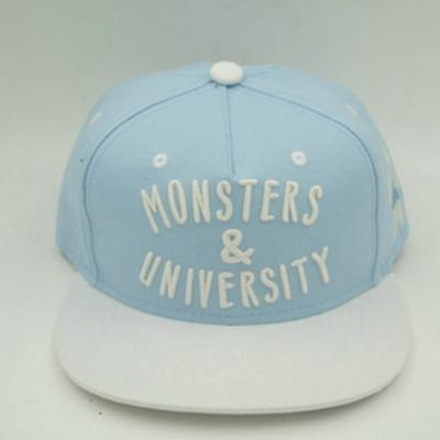 (song ji hyo 송지효) capten™ series light blue monster university cap  premium f38bcbbcc853