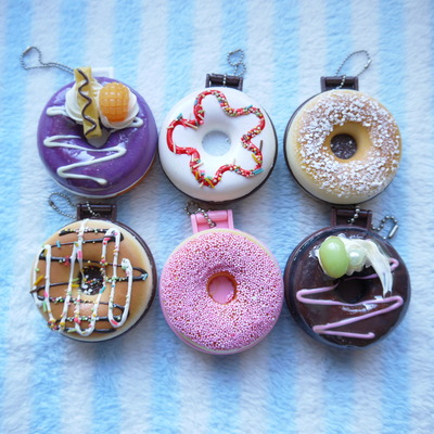 Squishy Donut Mirror : All Products ? ketchupgiri ? Online Store Powered by Storenvy
