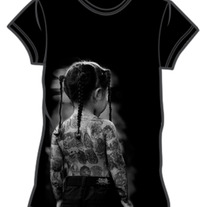 Tattoo Kid Women's T-Shirt