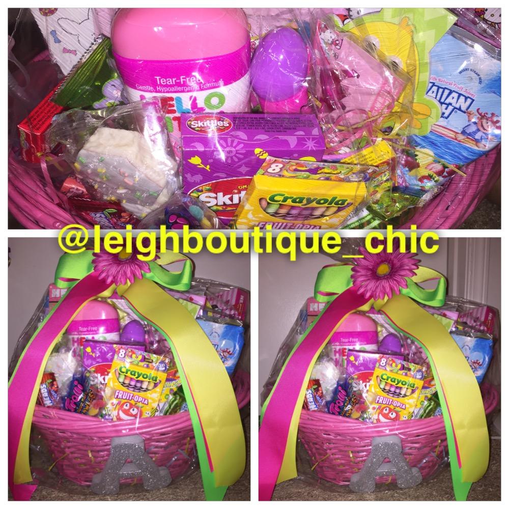 Deluxe Hello Kitty Girls Kids Easter Basket Easter 2016 Kids