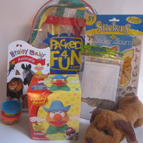 Packed 4 Fun TODDLER PACK