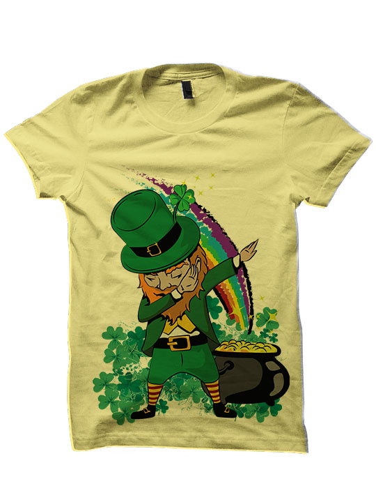 St Patricks Day Womens Shirts