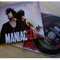 "Maniac Extended Play ""Limited Edition"" CD (SOLD OUT)"