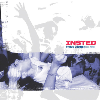 "Insted ""proud youth: 1986-1991"" 2xlp"