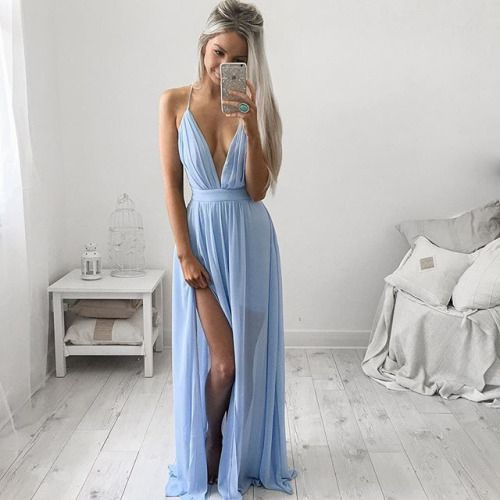 Long Graduation Dresses