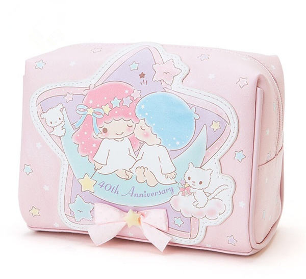 Little Twin Stars cute makeup bag handbag free shipping · HIMI ...