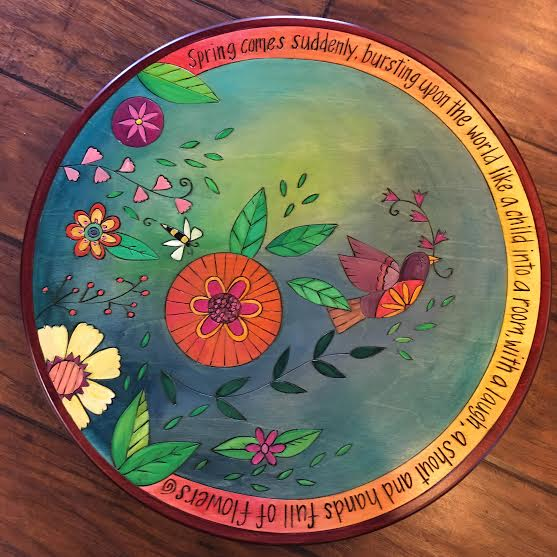 Sticks Lazy Susan New Sticks Lazy Susan 60 FREE SHIPPING Quirks Of Art Online
