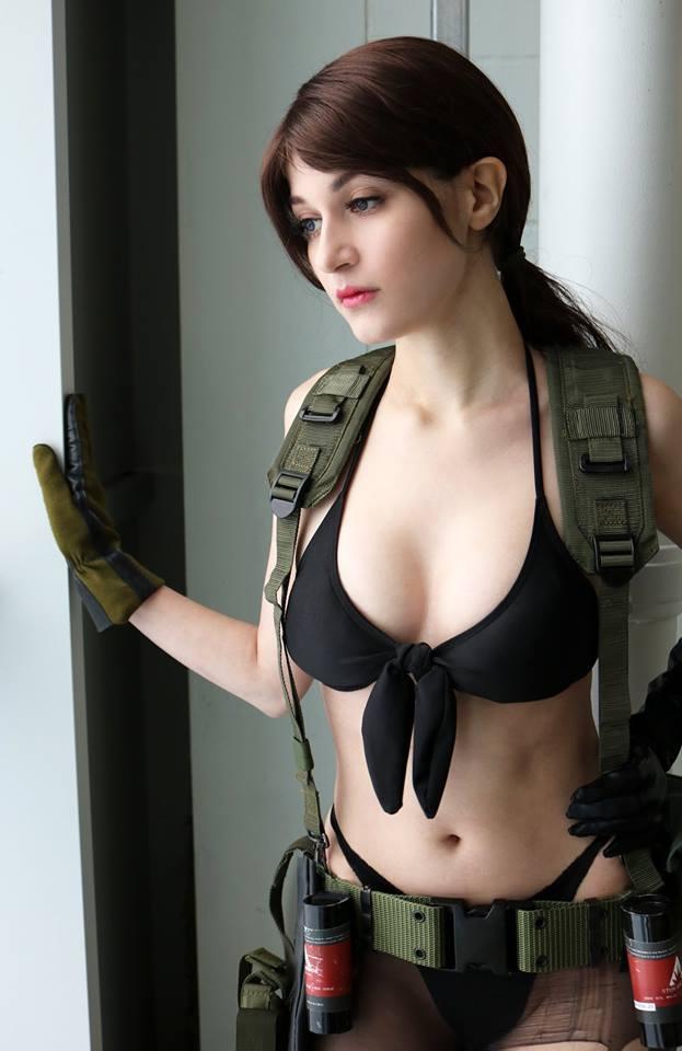 meryl cosplay naked porn