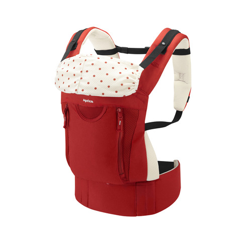 how to use aprica baby carrier