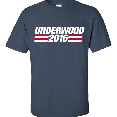 Underwood 2016 campaign shirt