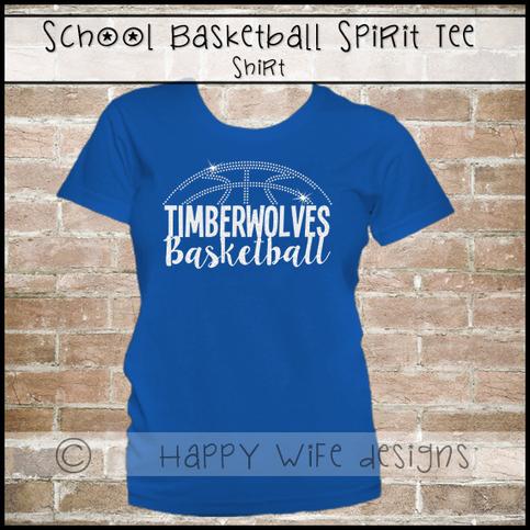 Basketball mom shirt basketball shirt school for Basketball t shirt designs high school