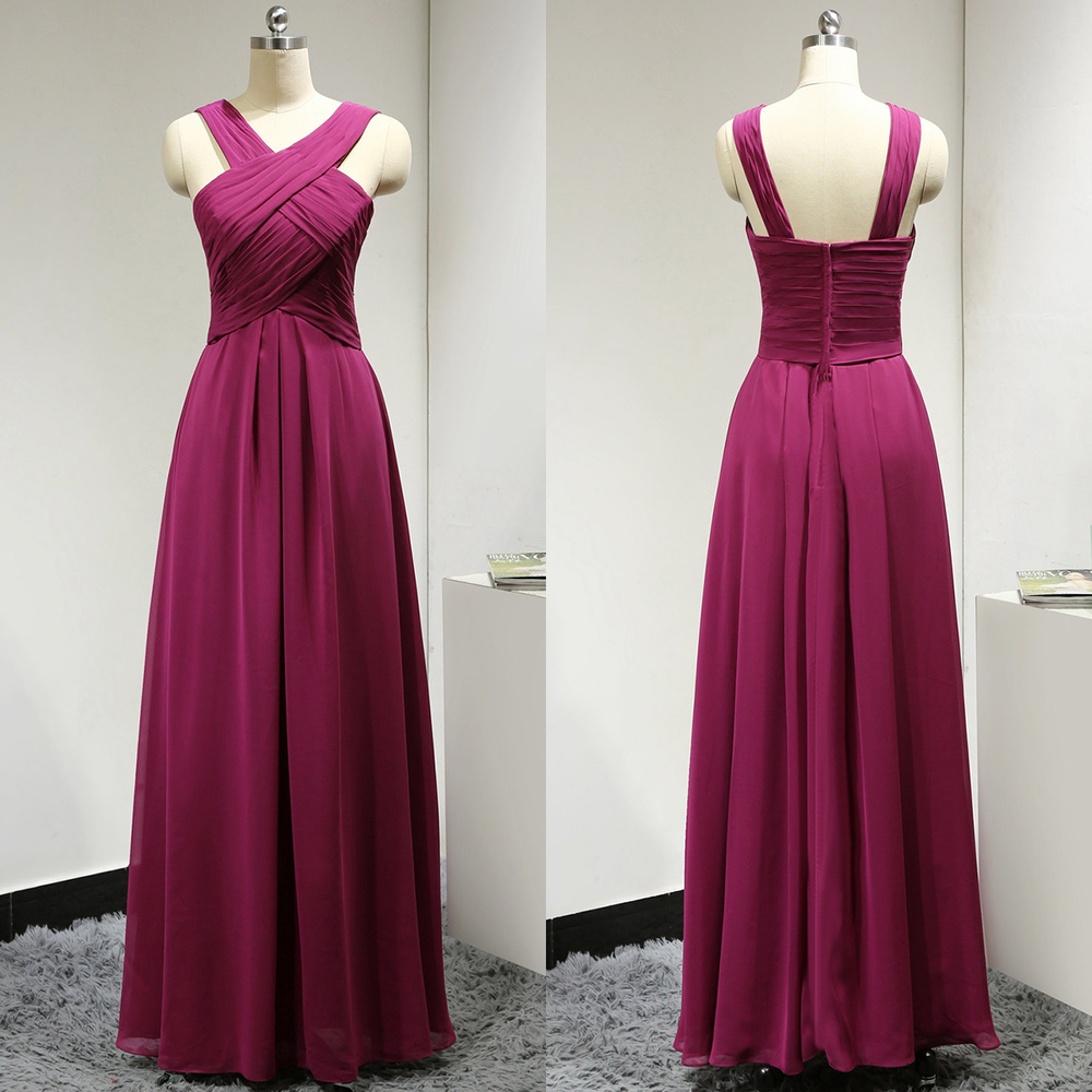 length straps item more floorlength products spaghetti and dress floor a light aline dresses woman line bridesmaid purple